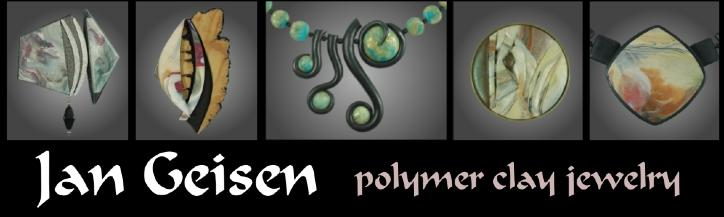 Jan Geisen Polymer Clay Jewlery