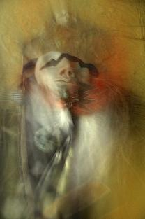 Jan Gesen photographic abstract  - shaman